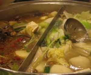 涮火锅,依体质选配菜